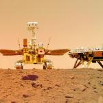 Marte através do espelho: quando os <em>rovers</em> fotografam